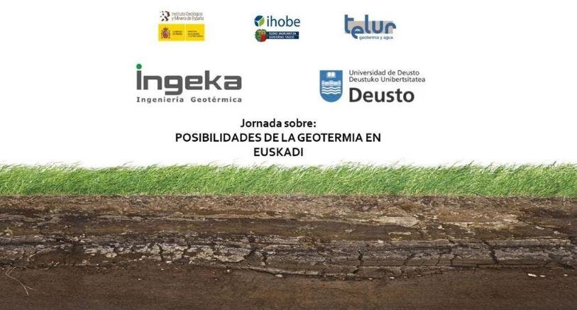 1 Jornada tecnica sobre energia geotermica Euskadi DONOSTIA III BILBAO II Ingeka ingenieria geotermica euskadi navarra cantabria