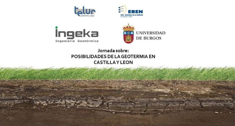 1 Jornada tecnica sobre energia geotermica BURGOS V Ingeka ingenieria geotermica euskadi navarra cantabria