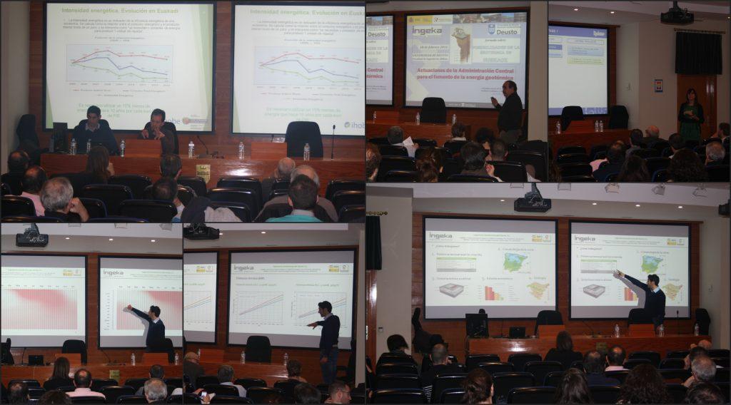 Jornada técnica sobre energía geotérmica Ingeka Ingeniería Geotérmica