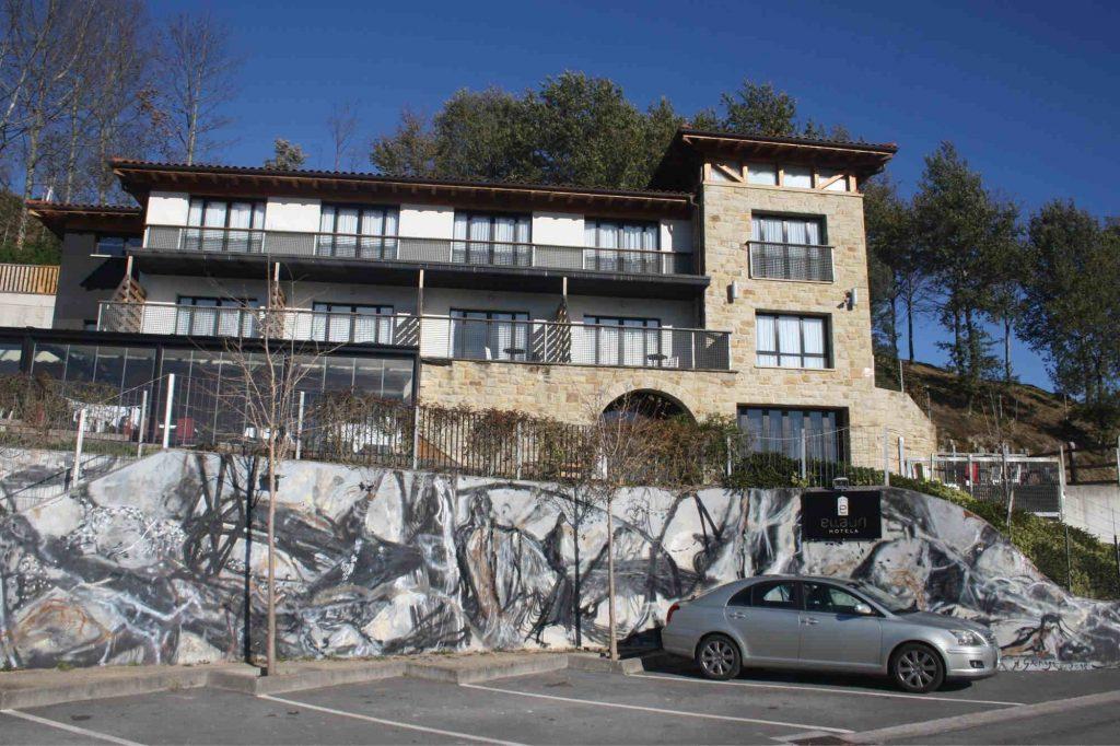 Geotermia Uso en Hosteleria | Hotel Ellauri Bizkaia | Ingeka
