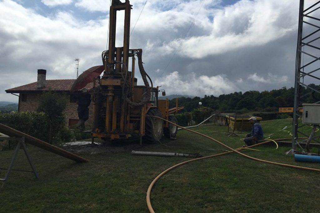 Geotermia Instalación en Edificios | Vivienda Unifamiliar | Ingeka